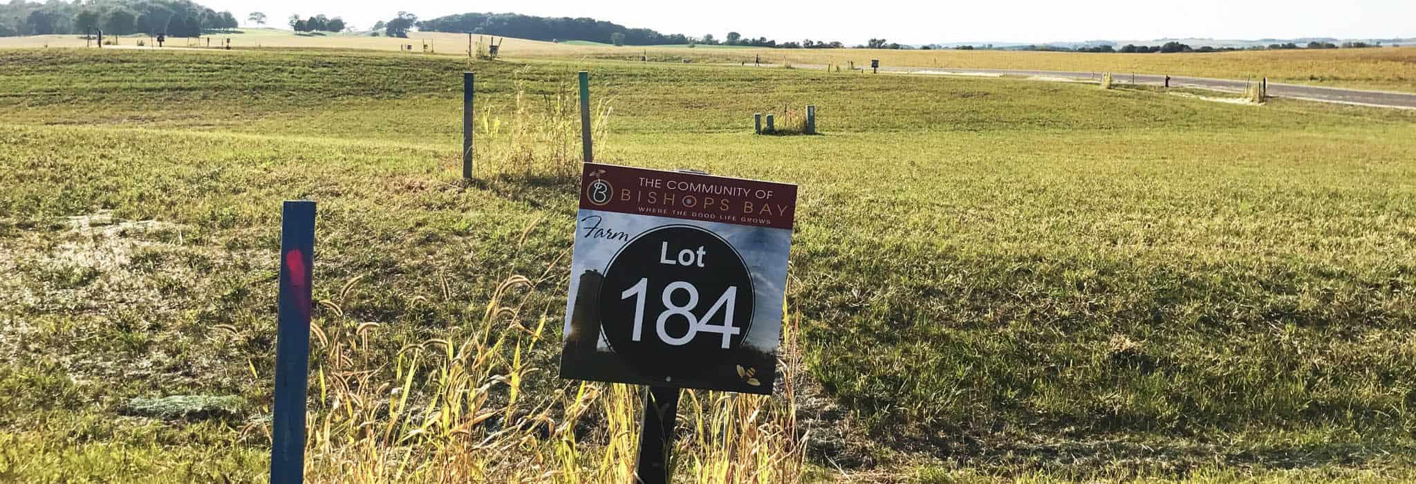 Farm Lot 184
