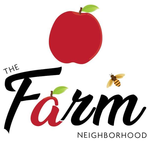 Farm logo square