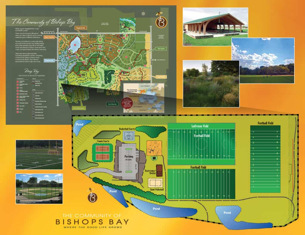 New Construction Homes for Sale Middleton WI Map 19