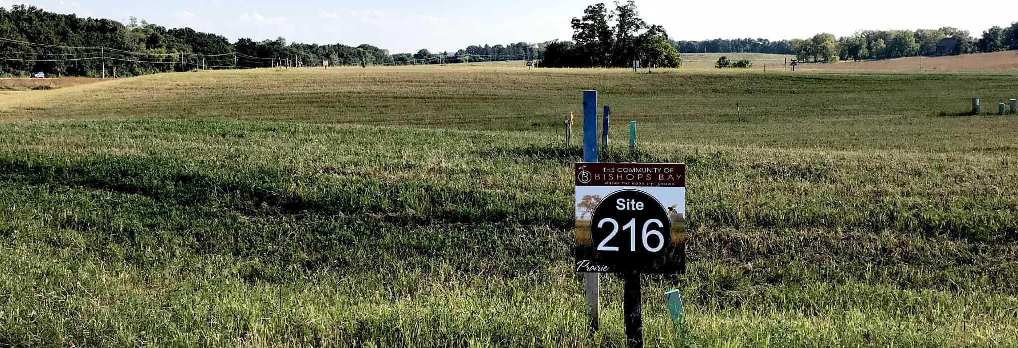 Prairie Lot 216