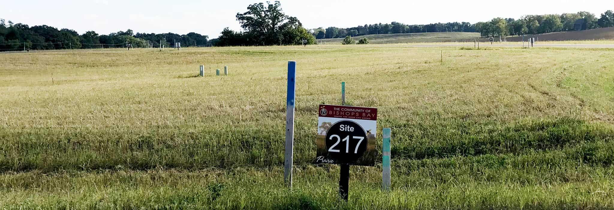 Prairie Lot 217