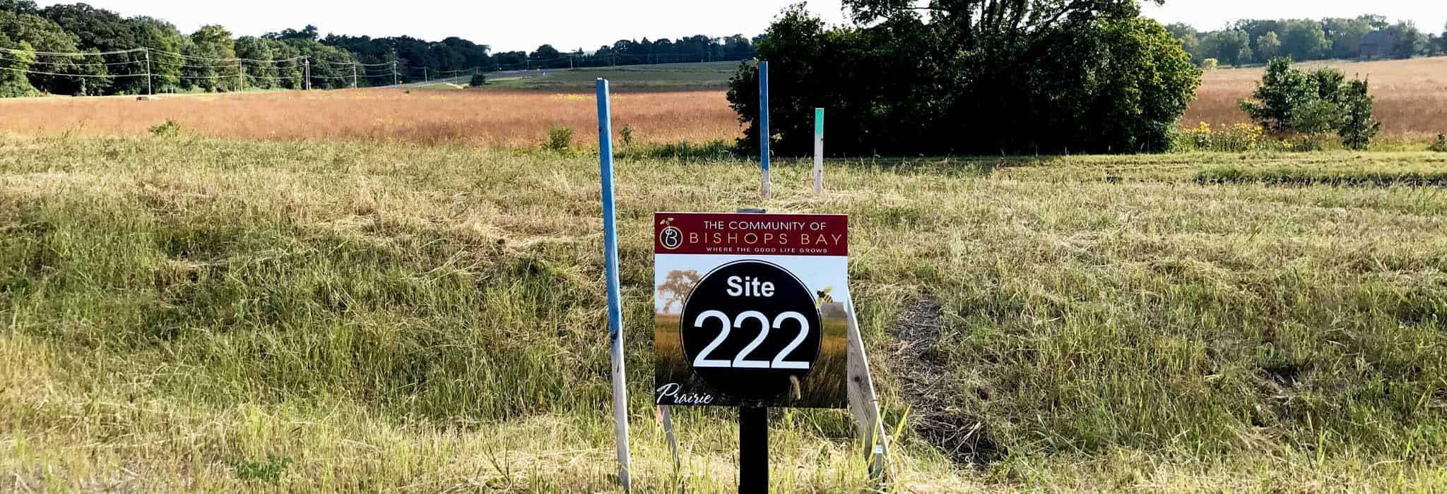 Prairie Lot 222