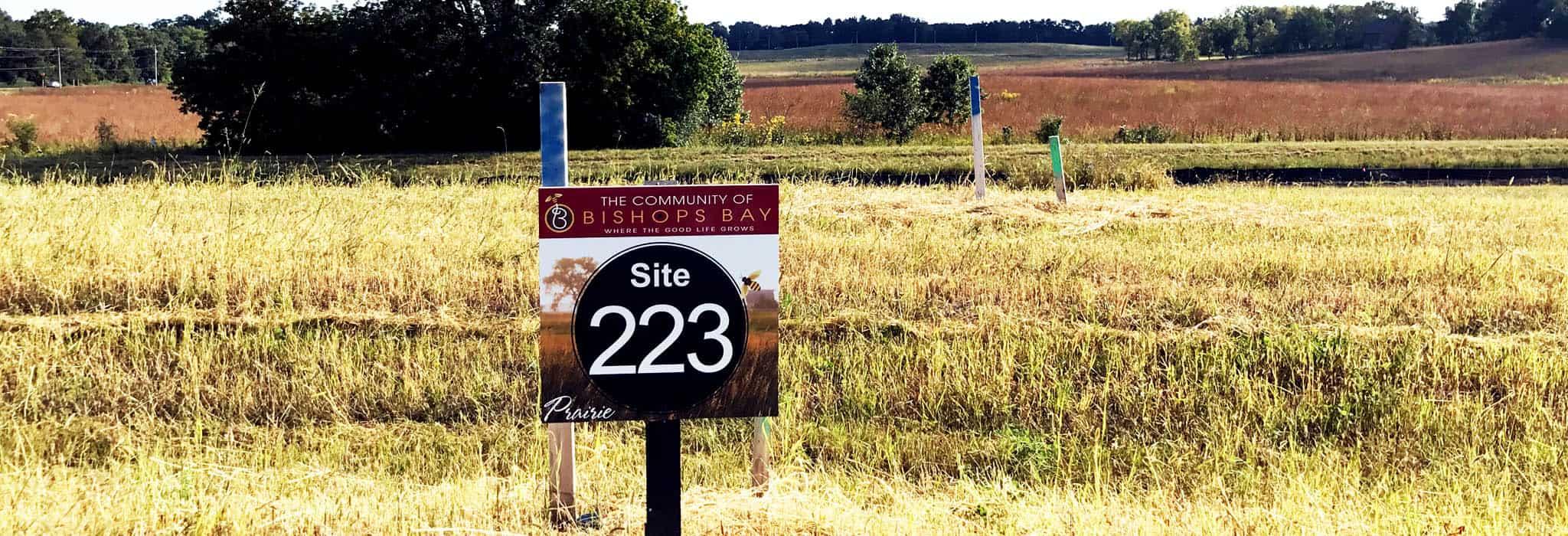 Prairie Lot 223