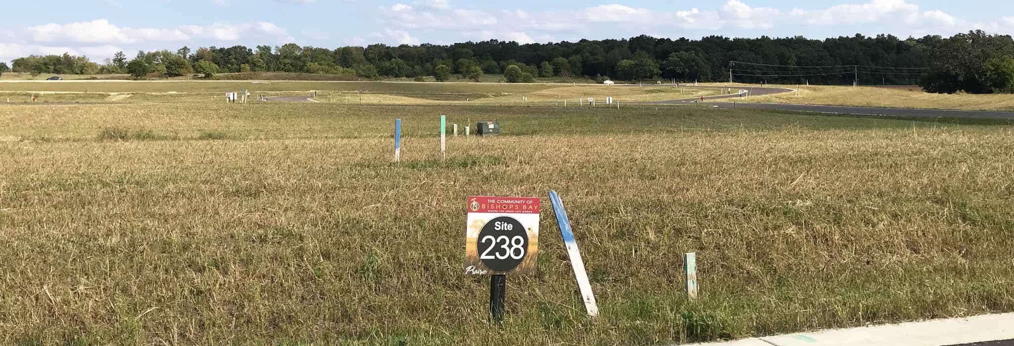 Prairie Lot 238