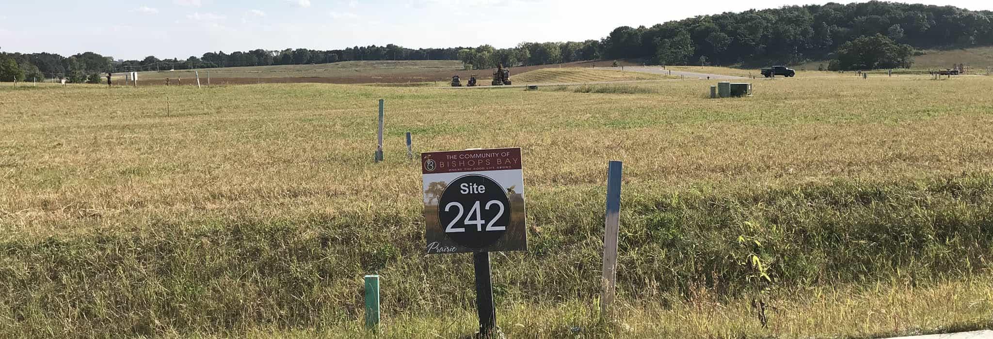 Prairie Lot 242