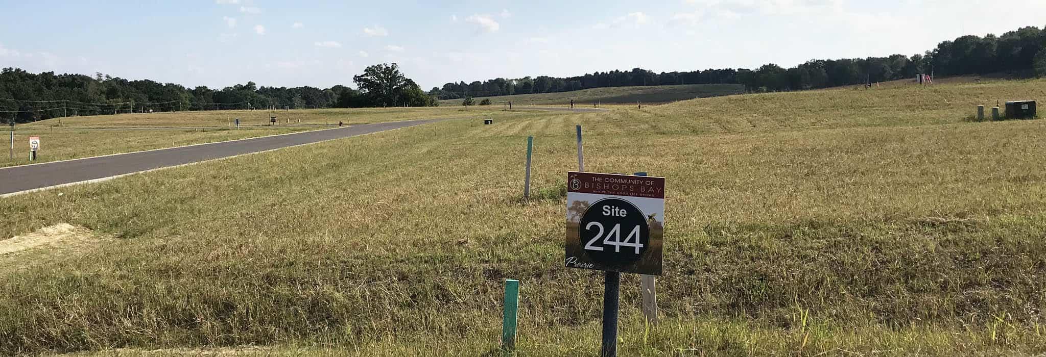 Prairie Lot 244