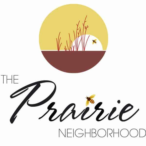 The Prairie logo square